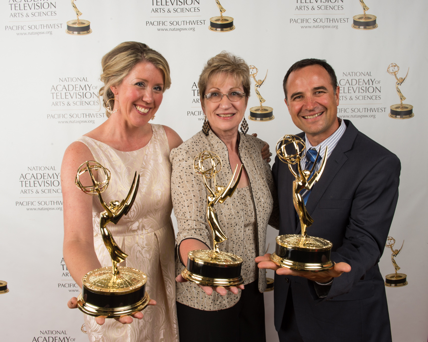 POST Wins Emmy
