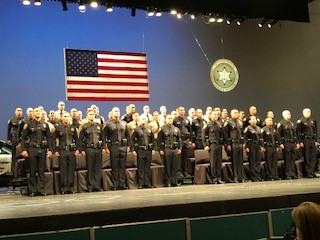 Basic Academy Graduation Ceremony at Ventura County