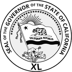 Image of California Governor's Seal